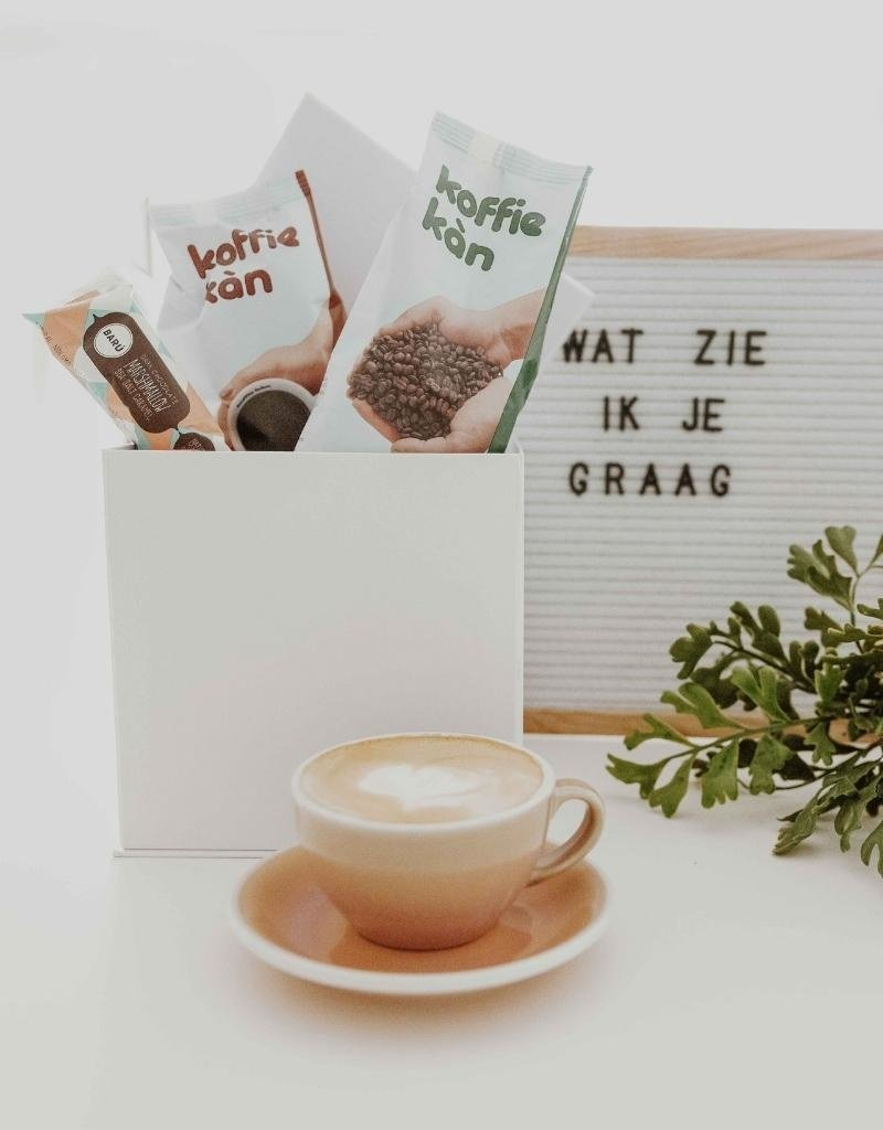 Koffie Kàn Koffie Kàn Gift Box 'Moederdag'