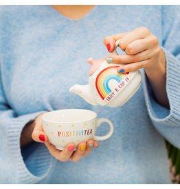Sass&Belle Rainbow Theekan - Tea for One