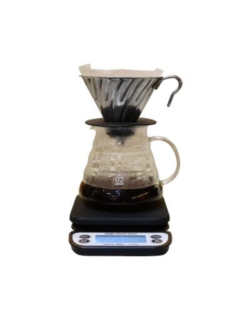 Rhino Coffee Gear - Weegschaal met timer