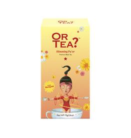 Or Tea Slimming Pu'er (canister)