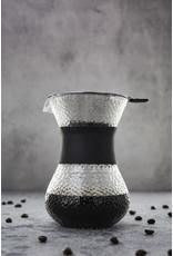 Cosy & Trendy Cosy & Trendy Cafetière en verre - 400ml