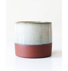 Libelia Keramiek Mug in red clay - Ice