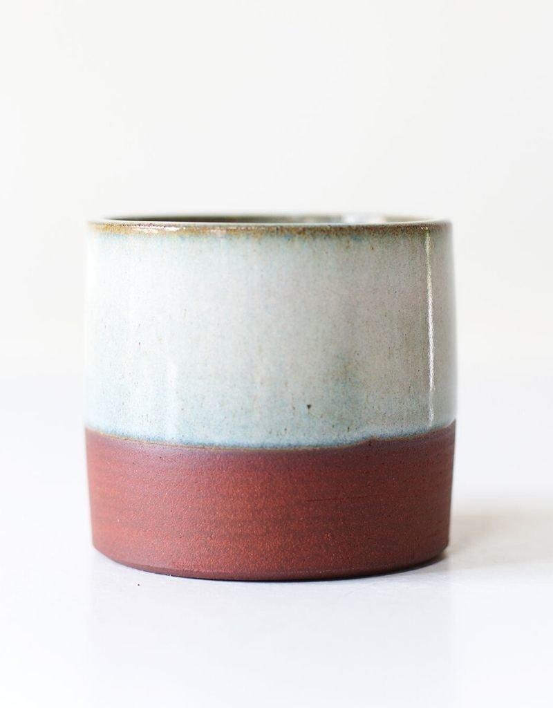 Libelia Keramiek Libelia Keramiek - Mug en terre rouge - Ice