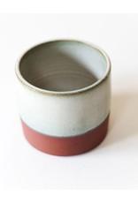 Libelia Keramiek Libelia Keramiek - Mug in red clay - Ice