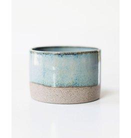 Libelia Keramiek Mug in grey clay - Iris