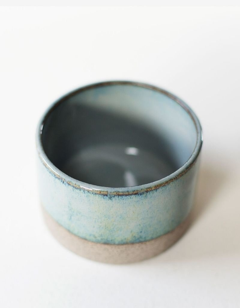 Libelia Keramiek Libelia Keramiek - Mug en argile grise - Iris