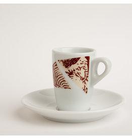 Koffie Kàn Tasse Espresso 'Africa'