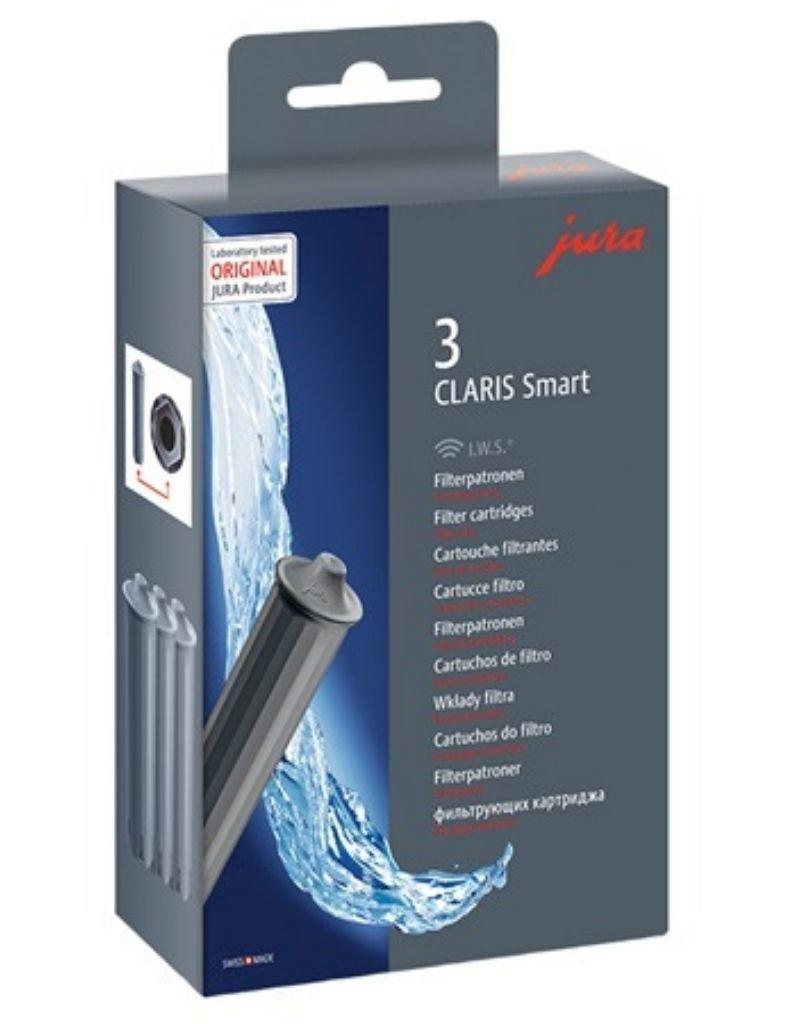 Jura Jura - Claris Blue waterfilter 3-pack