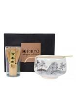 Tokyo Design Gift Box Matcha - Whisk, Spade & Bowl