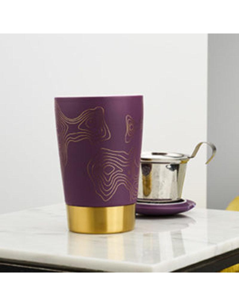 Eigenart Tea Eve Theemok met zeef - Precious - Set van 2