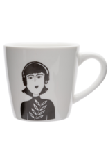 helen b. Mug helen b. with ear (drawing)
