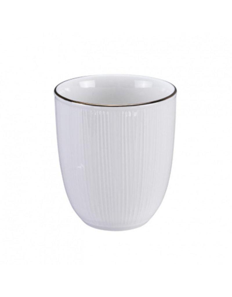 Tokyo Design Tokyo Design  Nippon White - Set van 4 bekers in een giftbox