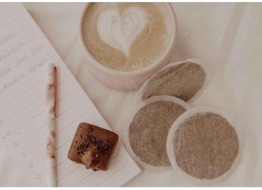 Capsules et dosettes de café