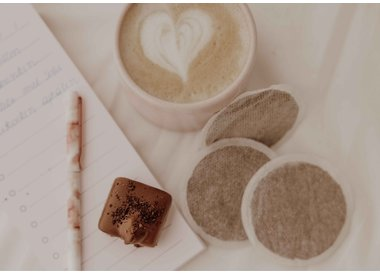 Koffiepads en -cups