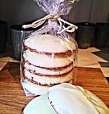 Lebkuchenhaus Gollmann Elisen mit weißer Schokolade