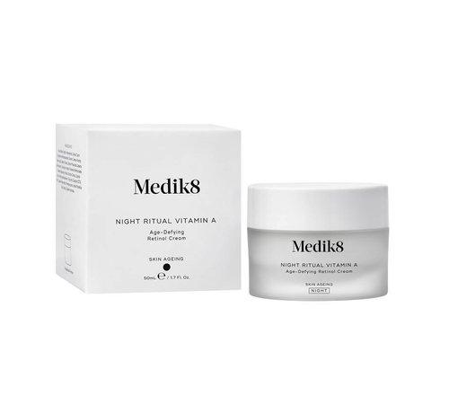 Medik8 Night Ritual Vitamin A (Retinol 1TR Vitamin A Renewal Cream)