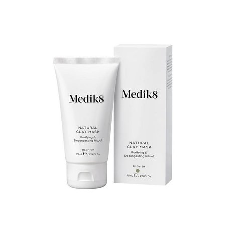 Medik8 Natural Clay Mask (Clay Mask)