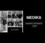 MEDIK8 AWARD WINNER