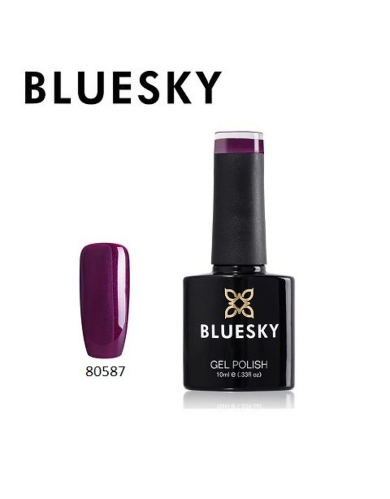 BLUESKY Gellak 80587 Plum Paisley