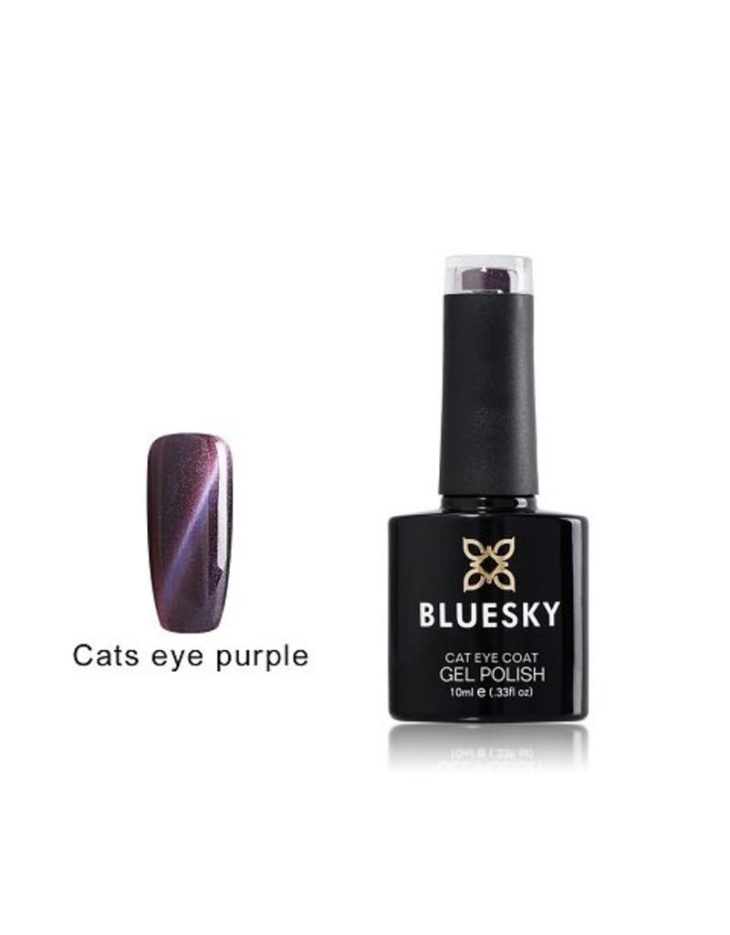 BLUESKY Cat Eye Purple