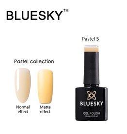 BLUESKY Pastel 5 Barley Sugar