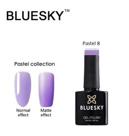 BLUESKY Pastel 8 Parma Violets