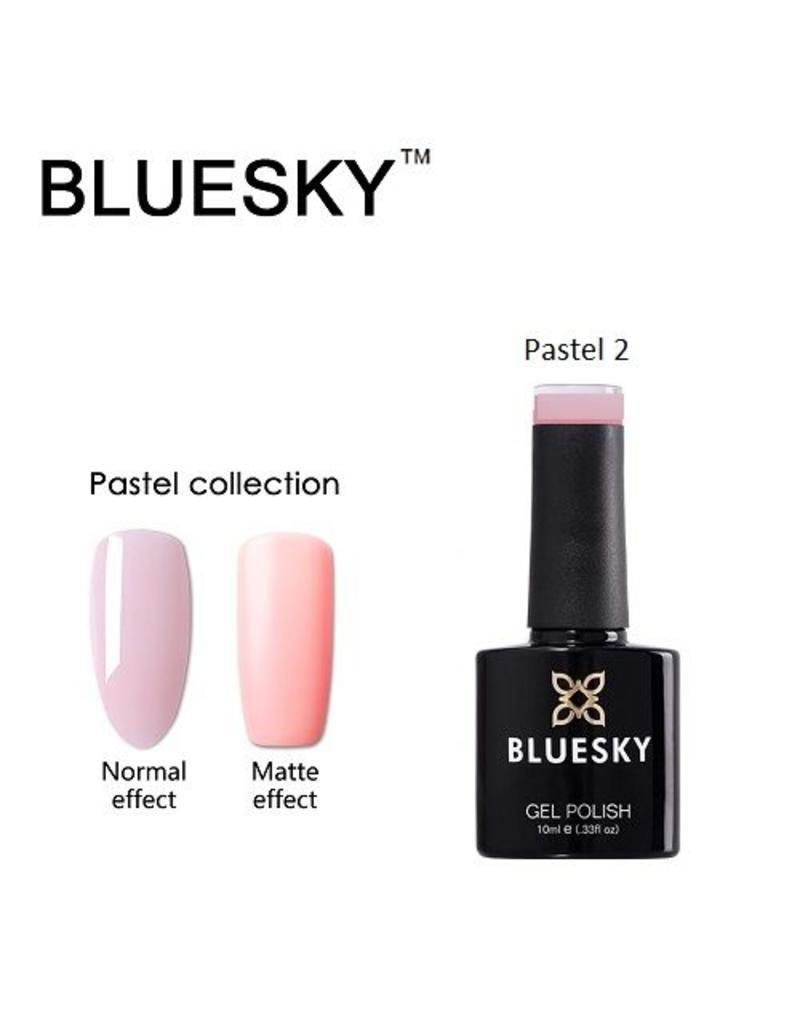 BLUESKY Pastel 12 Rainbow Dust