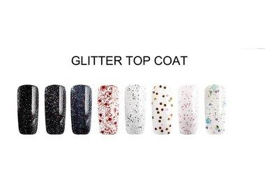Top Coat Glitter