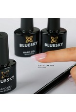 Bluesky Hard Gel Soft Clear Pink