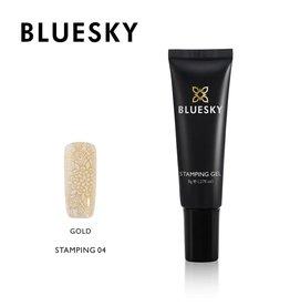 Bluesky Stamping Gel 04 Goud