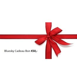 Bluesky Cadeau Bon €50,-