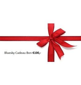 Bluesky Cadeau Bon €100,-