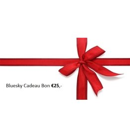 Bluesky Cadeau Bon €25,-