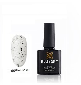 Bluesky EggShell Top Coat Mat No wipe