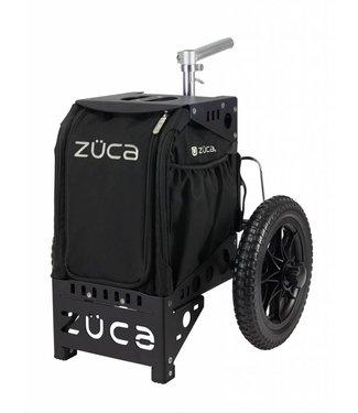 ZÜCA Compact Discgolf-Wagen/Schwarz