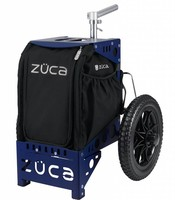 Compact Disc Golf Cart/Navy