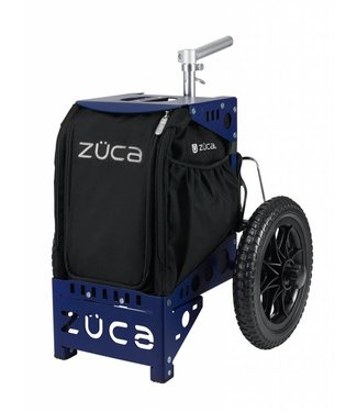 ZÜCA Compact Disc Golf Cart/Navy