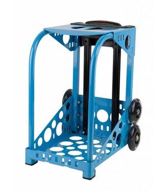 ZÜCA Cadre Sport Bleu - roues clignotantes