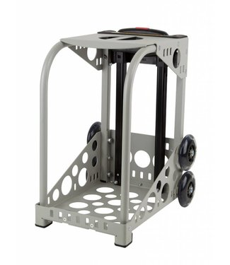 ZÜCA Cadre Sport Gris -  roues clignotantes