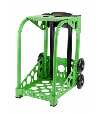 ZÜCA Cadre Sport Vert - roues clignotantes