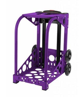 ZÜCA Cadre Sport Violet - roues clignotantes