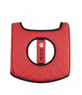 ZÜCA Seat Cushion, Black/Red
