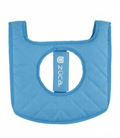 Seat Cushion, Blue/Black