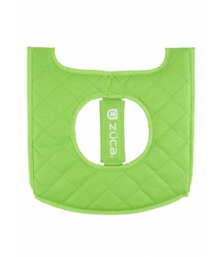 ZÜCA Seat Cushion, Green/Black