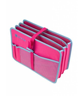 ZÜCA Document Organizer, Pink/Blue