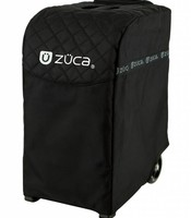 Pro Travel Cover Black/White Logo