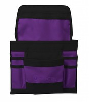 Disc Golf Puttertasche, Violet