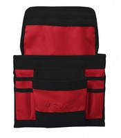 Disc Golf Puttertasche, Rot