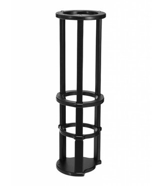 ZÜCA Multi-Use Pole Holder w/Clips, Black