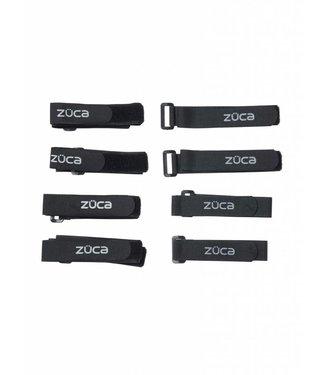 ZÜCA Self-Grip Straps - Pack of 8